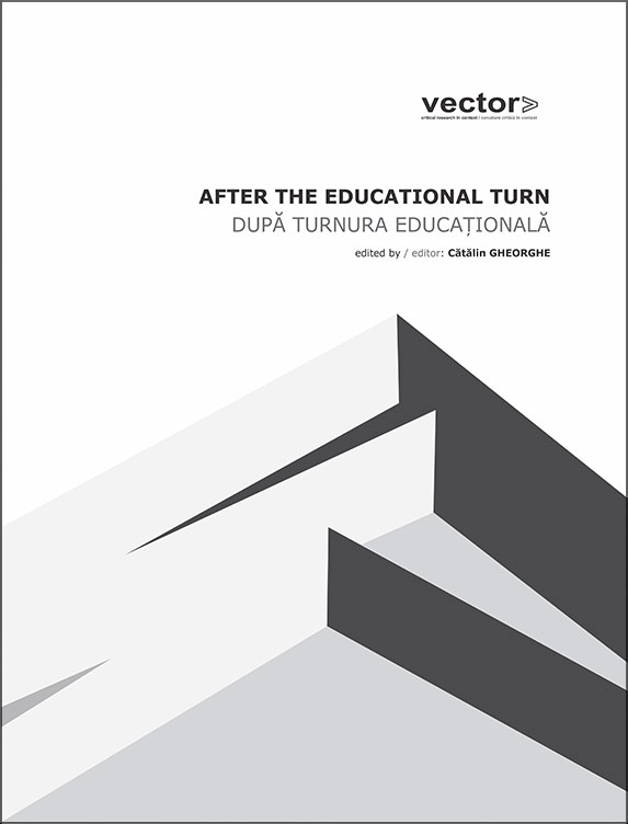 VECTOR - 2017 - After the educational turn