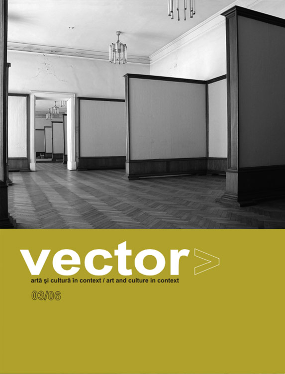 Vector - arta si cultura în context (3/2006)
